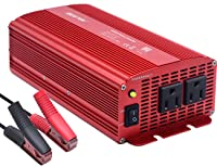 BESTEK Power Inverter 1000 W DC