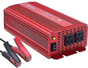 BESTEK Power Inverter 1000 Watt DC 12 Volt Power Converter 1000w DC to AC Car Inverter Electronics Devices Inverter … … …