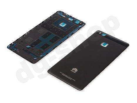 Negro Original Huawei P9 Lite Carcasa superior Tapa Trasera ...