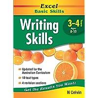 Excel Basic Skills Workbook: Writing Skills Years 3-4