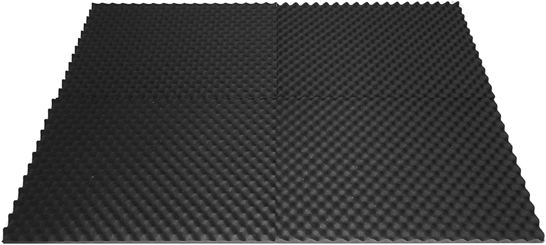 Genuine Pro-coustix Ultraflex XL Wave High Quality Acoustic foam sheets 4 panels
