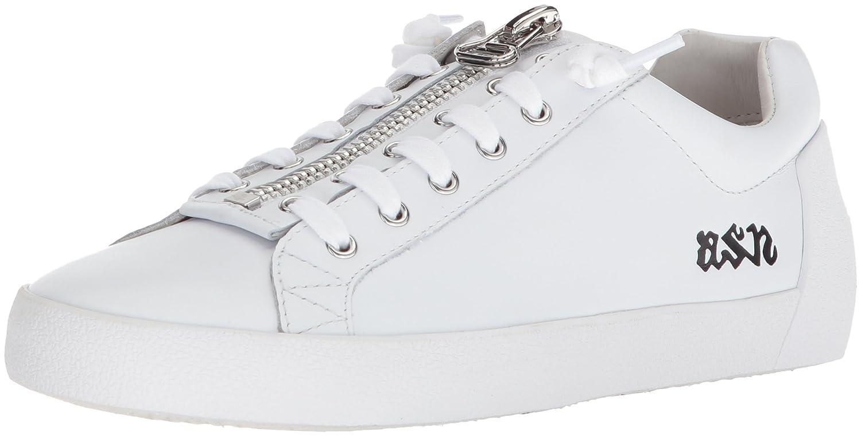 Ash Women's AS-Nirvana Sneaker B0757CTQF5 38 M EU (8 US)|White/Black