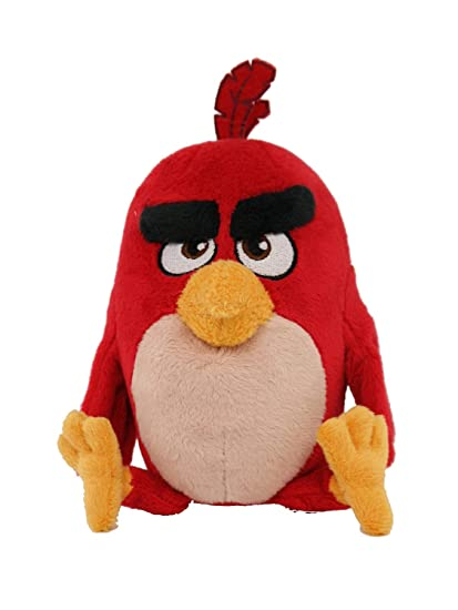 265928b4 Image Unavailable. Image not available for. Color: Angry Birds Movie Red ...
