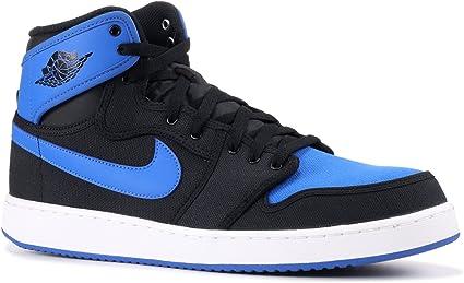 Amazon Com Jordan Mens Air Jordan 1 Ko High Og Black Sport Blue