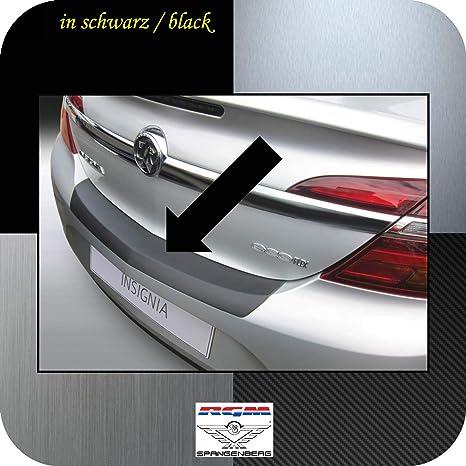 Richard Grant Mouldings Ltd. Original RGM ladekant Protección Negro para Opel Insignia Sedan de 4