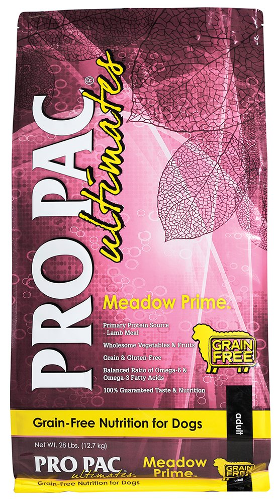 Midwestern PRO PAC Ultimates Dry Dog Food, 28 Pound, Gluten Free Lamb by PRO PAC Ultimates