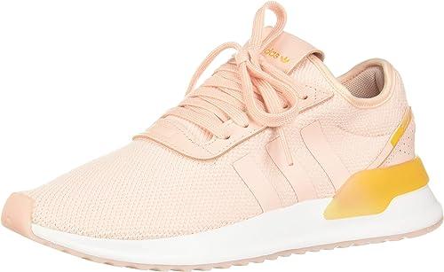 adidas Damen Sneaker Originals U_Path X Sneaker Damen Pink Weiss EE4561  rosa 754940