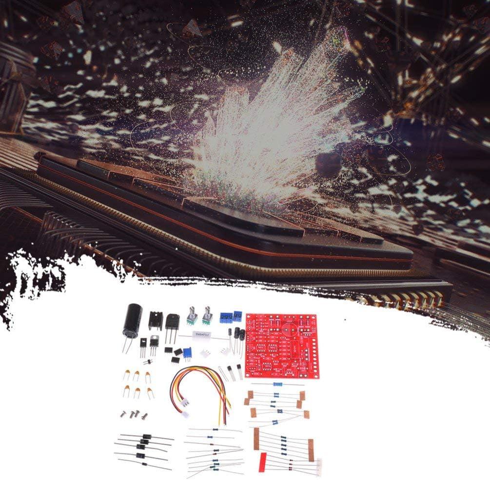 Deniseonuk 0-30V 2mA-3A Einstellbares DC-geregeltes Netzteil DIY Kit Kurzschlussstrombegrenzungs-Schutzplatinenmodul