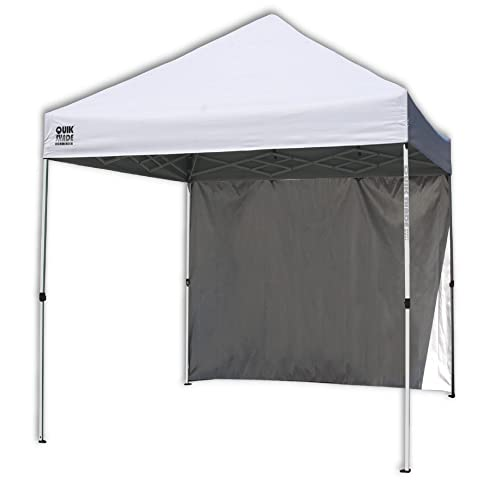 Quik Shade Instant Canopy Commercial C100 with Wall Panel