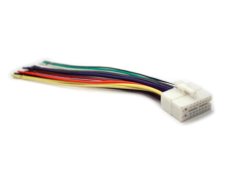 Amazon.com : American Terminal AFCL1600 Universal 16 Pin Plug for Clarion,  Black : Car Electronics