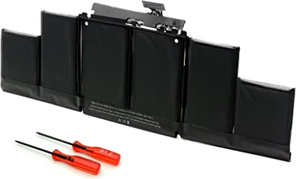 Fit for MacBookPro 10,1 2012 2013 MacBook Pro Battery A1398 Not for A1398 Late 2013 11.26V//99Wh - Puredick A1417 A1398 Battery for MacBook Pro Battery 15 inch Retina Mid 2012 Early 2013