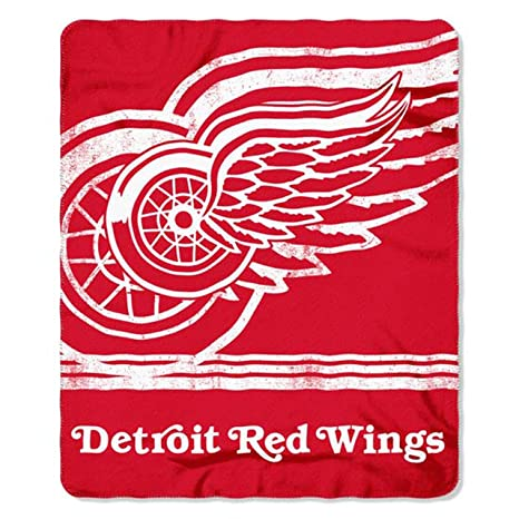 Amazon The Northwest Company Detroit Red Wings 40 X 40 Unique Red Wings Throw Blanket
