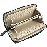 [フロックス] 財布 長財布 ラウンドファスナー 本革 革 レザー L字ファスナー カード 大容量 小銭入れ ブランド 人気 メンズ レディース