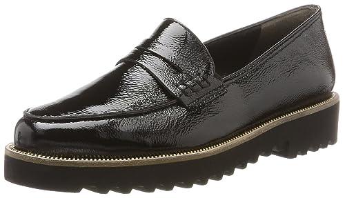 Womens 1011051_39 Loafers, Black (Black), 6 UK Paul Green