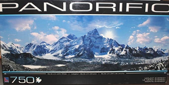 Panorific 750 Mount Everest Puzzle 34