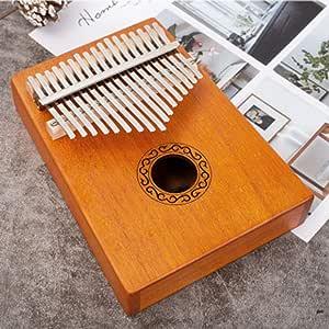 Piano De Pulgar Kalimba Kalimba De 17 Tonos Para