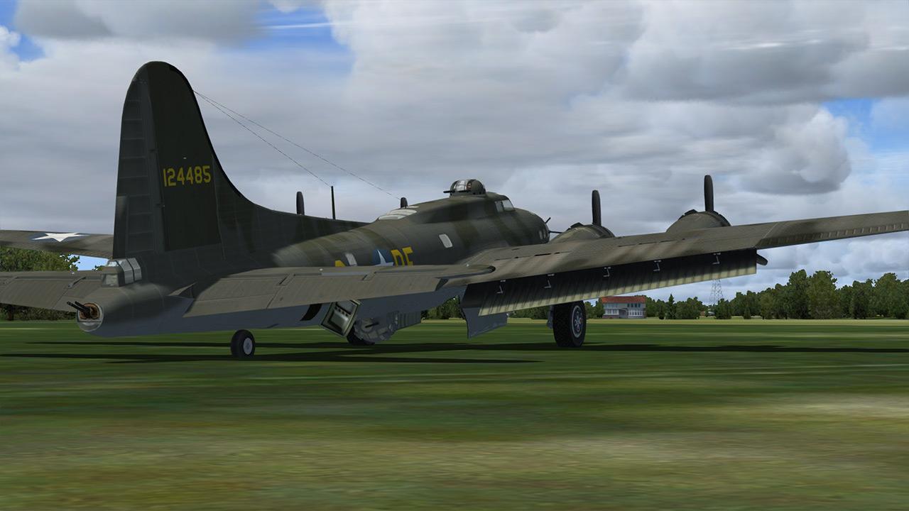 Amazon.com: Aeroplane Heaven B-17-Flying Fortress [Download]: Video Games