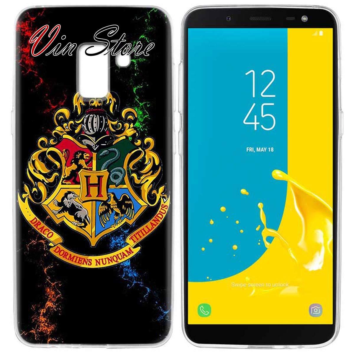Amazon.com: Harry Potter - Carcasa de silicona para Samsung ...