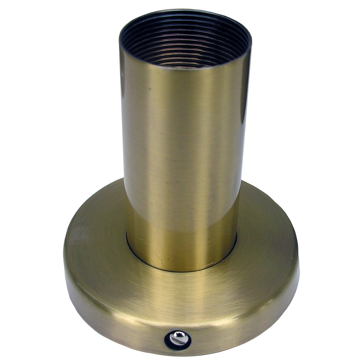 Simpatico 31551A Tube And Set Screw Flange For Price Pfister With Crown Imperial Shower Stem Antique Brass