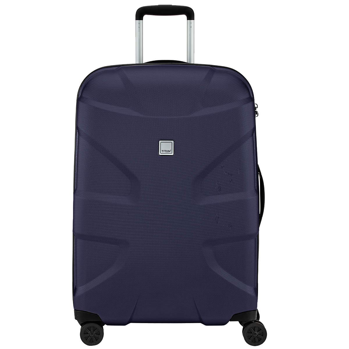 4 X2 Valise 71 CmBagages Titan Navy Roues 7vI6ybYfg
