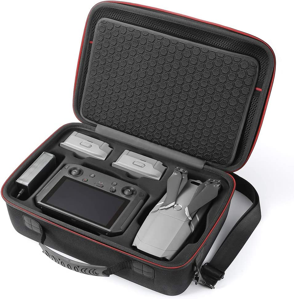 L3 Tech Estuche rígido de Almacenamiento para dji Mavic 2 Pro / dji Mavic 2 Zoom y dji Smart Controller (No Apto para Mavic Pro / Mavic Platinum): Amazon.es: Juguetes y juegos