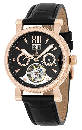 Burgmeister reloj caballero automático Stamford BM347-352: Amazon.es: Relojes