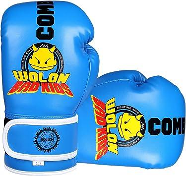 Pro Box Kids Boxing Gloves Sparring Boys Girls Training Gloves Youth 4oz 6oz