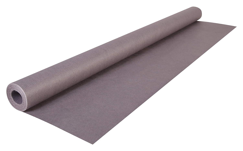 10/m x 0.70/m /Rollo de papel Kraft color Clairefontaine 195732/C/ gris