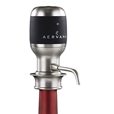 Aervana Original: One-Touch Luxury Wine Aerator