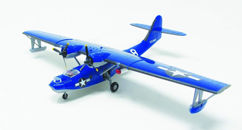 PBY-5A Catalina US Navy Seaplane Plastic Model Kit 1//104 Atlantis