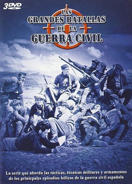 Las Grandes Batallas De La Guerra Civil [DVD]: Amazon.es: Cine y ...