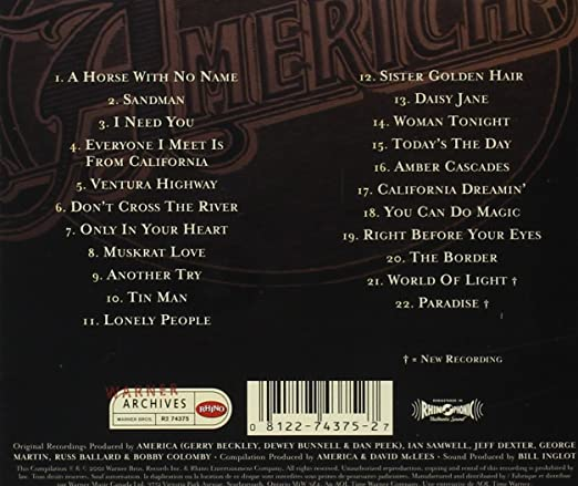 America - America - The Complete Greatest Hits - Amazon.com Music