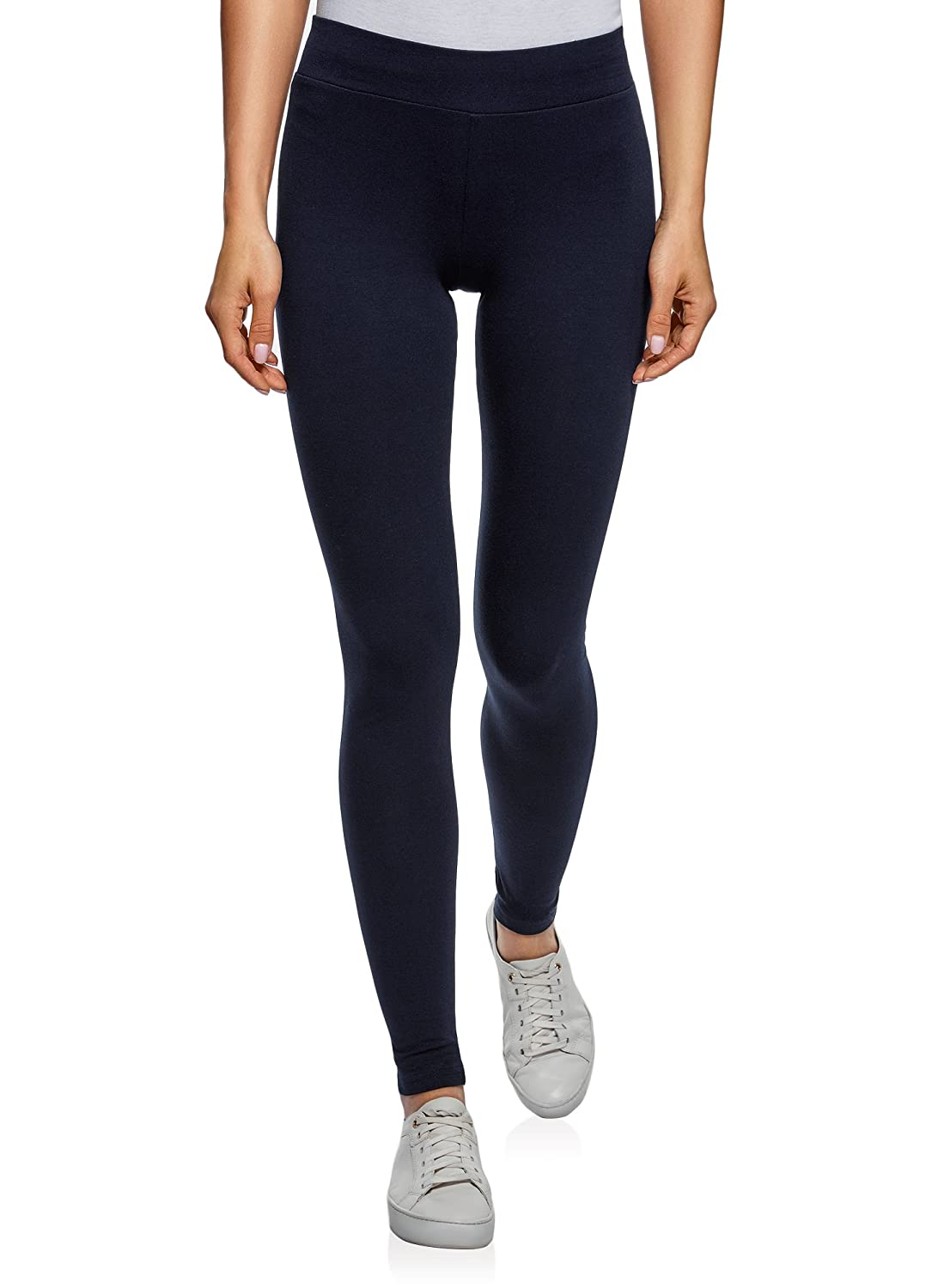 Oodji Ultra Donna Leggings Basic (Pacco Di 2) by Oodji Ultra