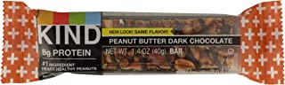 product image for KIND Gluten Free Protein Bar, Peanut Butter Dark Chocolate, 1.4 Ounce