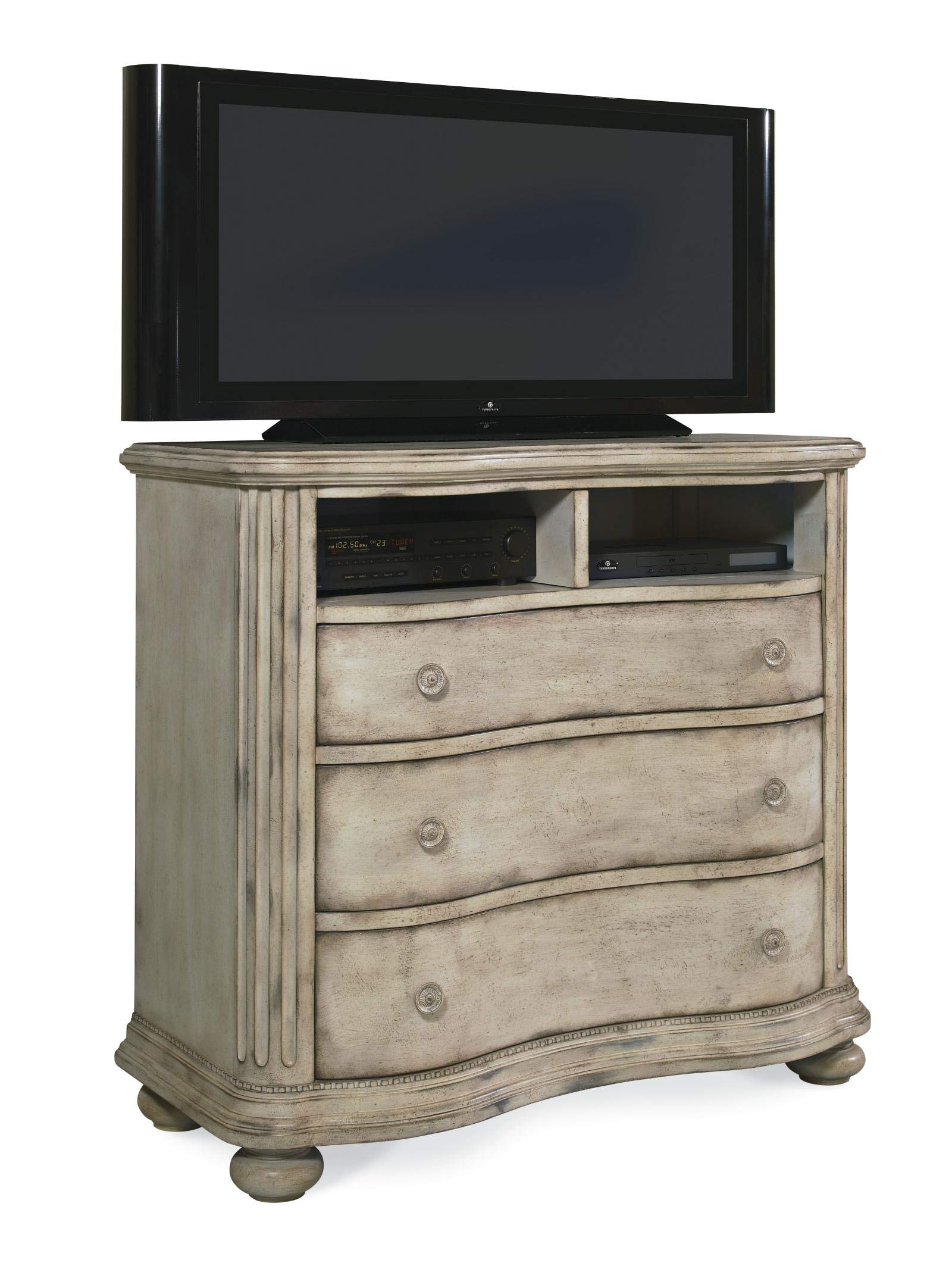 A.R.T. Furniture Belmar New Pine Three Lower Drawers Media Chest by Art, Inc.