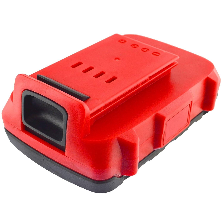 Batteria di ricambio per 24V Batteria Cordless alimentato la pistola pneumatica 1 2  CT3730