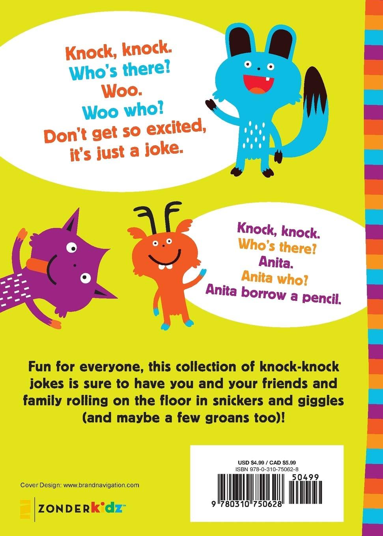 Lots Of Knock Knock Jokes For Kids Whee Winn 0025986750626 Amazon