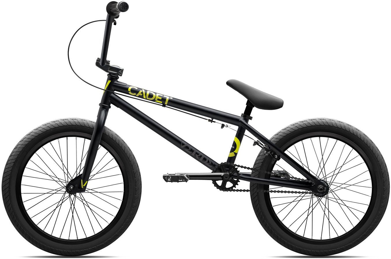Verde Cadet LHD BMXバイクメンズ B07CY5Q5L720in/20.25in Top Tube