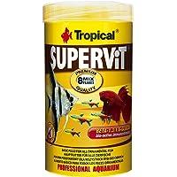 Ração Para Peixes Supervit Flakes 50g 300ml Tropical Tropical Para Peixes