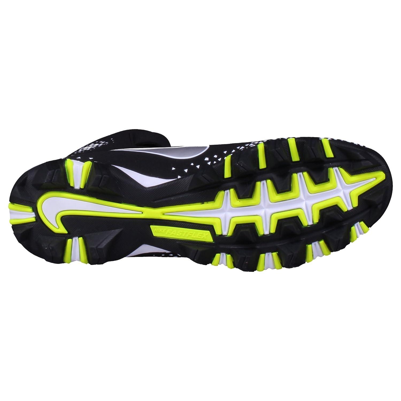 Nike Force Savage Shark Footballschuhe - schwarz Gr. 11.5 US US US d167b4