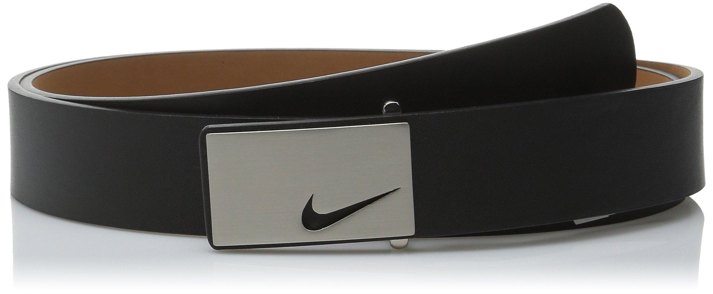 Nike Women's Sleek Modern Belt, Black X-Small