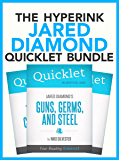 The Jared Diamond Quicklet Bundle (Guns, Germs, and Steel, The Third Chimpanzee, Why is Sex Fun?)