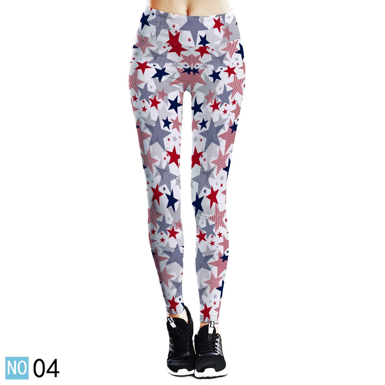 MAOYYMYJK Pantalones De Yoga para Mujer Womens Yoga Pants Copo De ...
