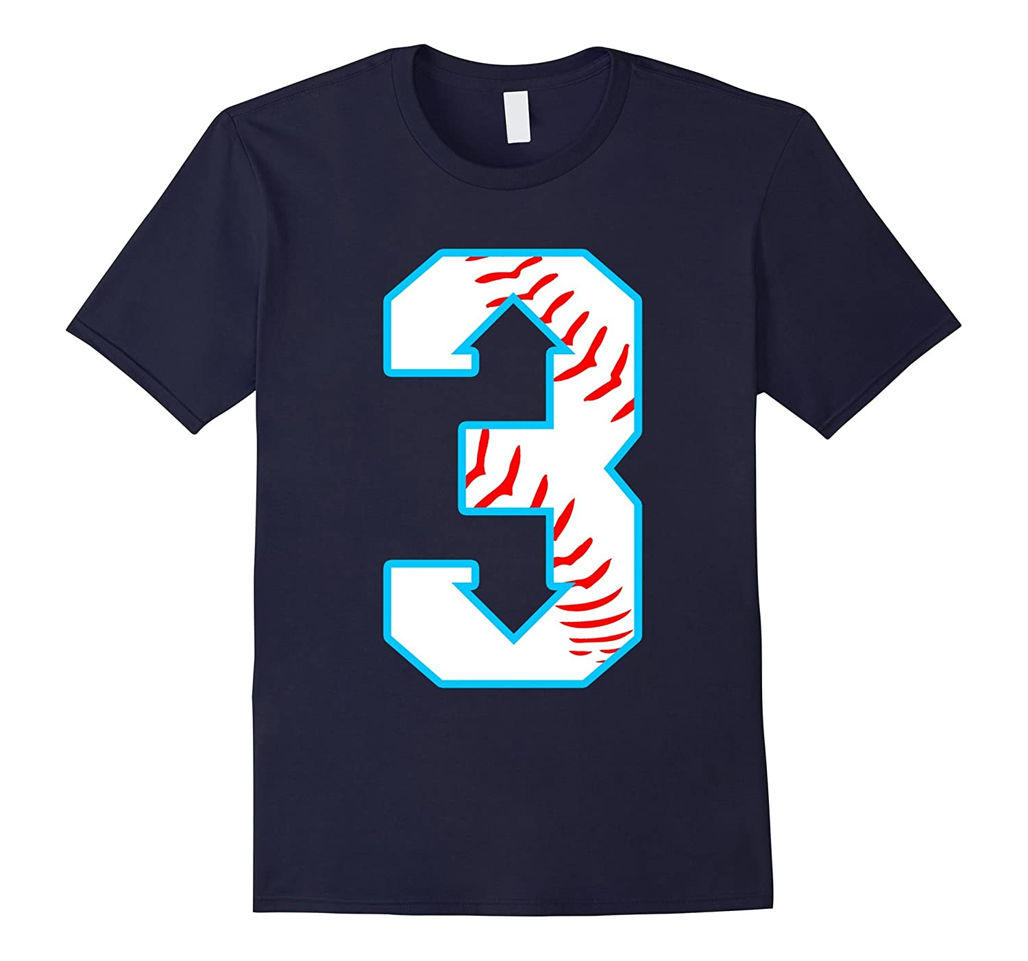 3 Baseball Funny Shirt Gift-CD