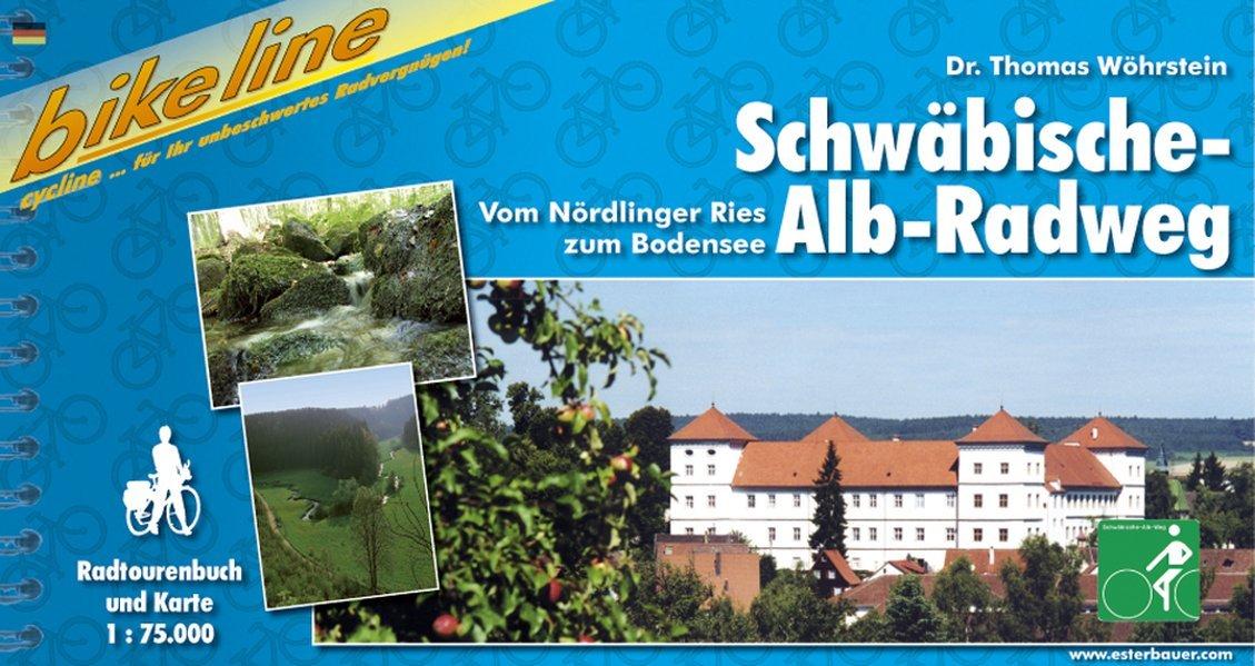 Schwäbische-Alb-Radweg (Bikeline Radtourenbücher)