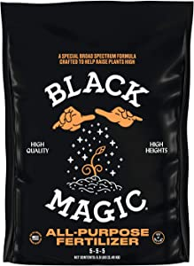 Black Magic All Purpose Fertilizer, 5.5 lb