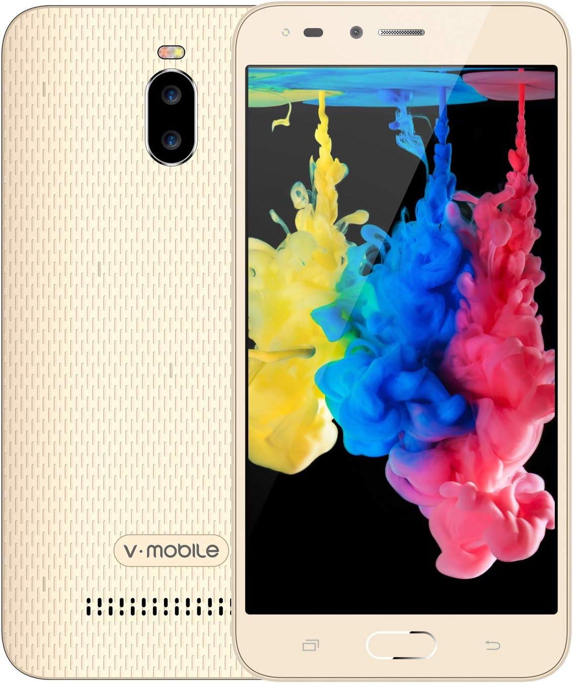 Telefono Movil Libres Baratos,V Mobile A13 Android 8.1 Oreo 5.5 ...
