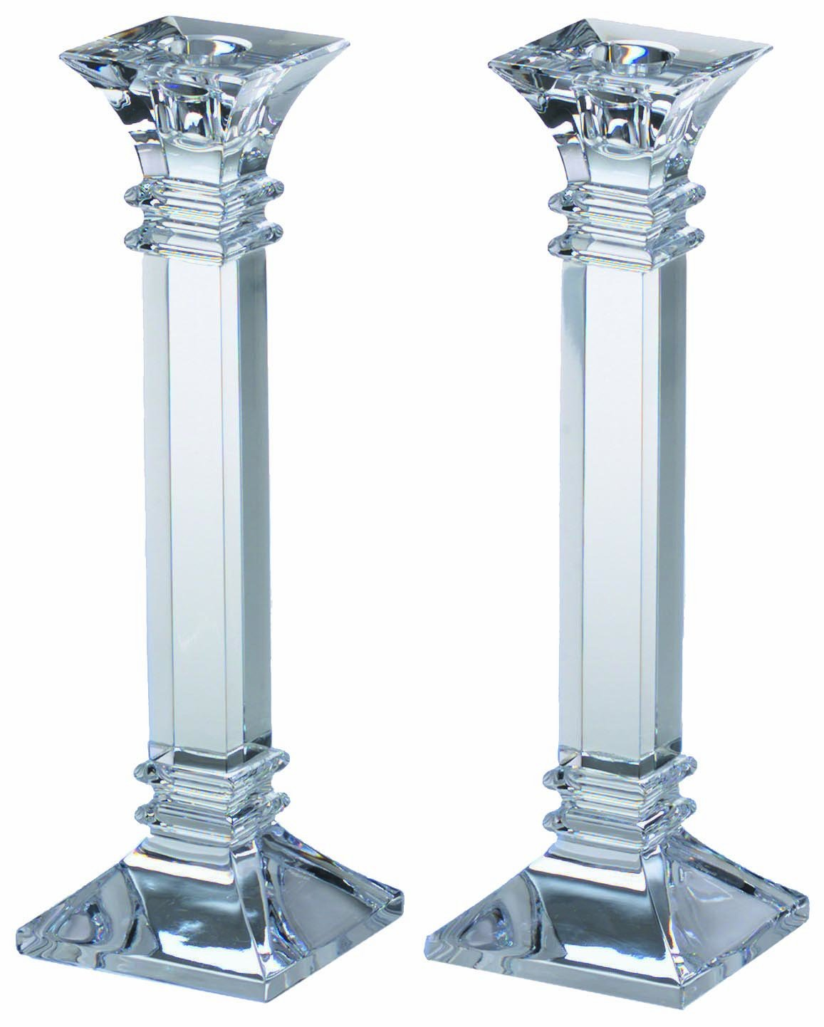 Marquis By Waterford TREVISO CANDLESTICK 10'' PAIR
