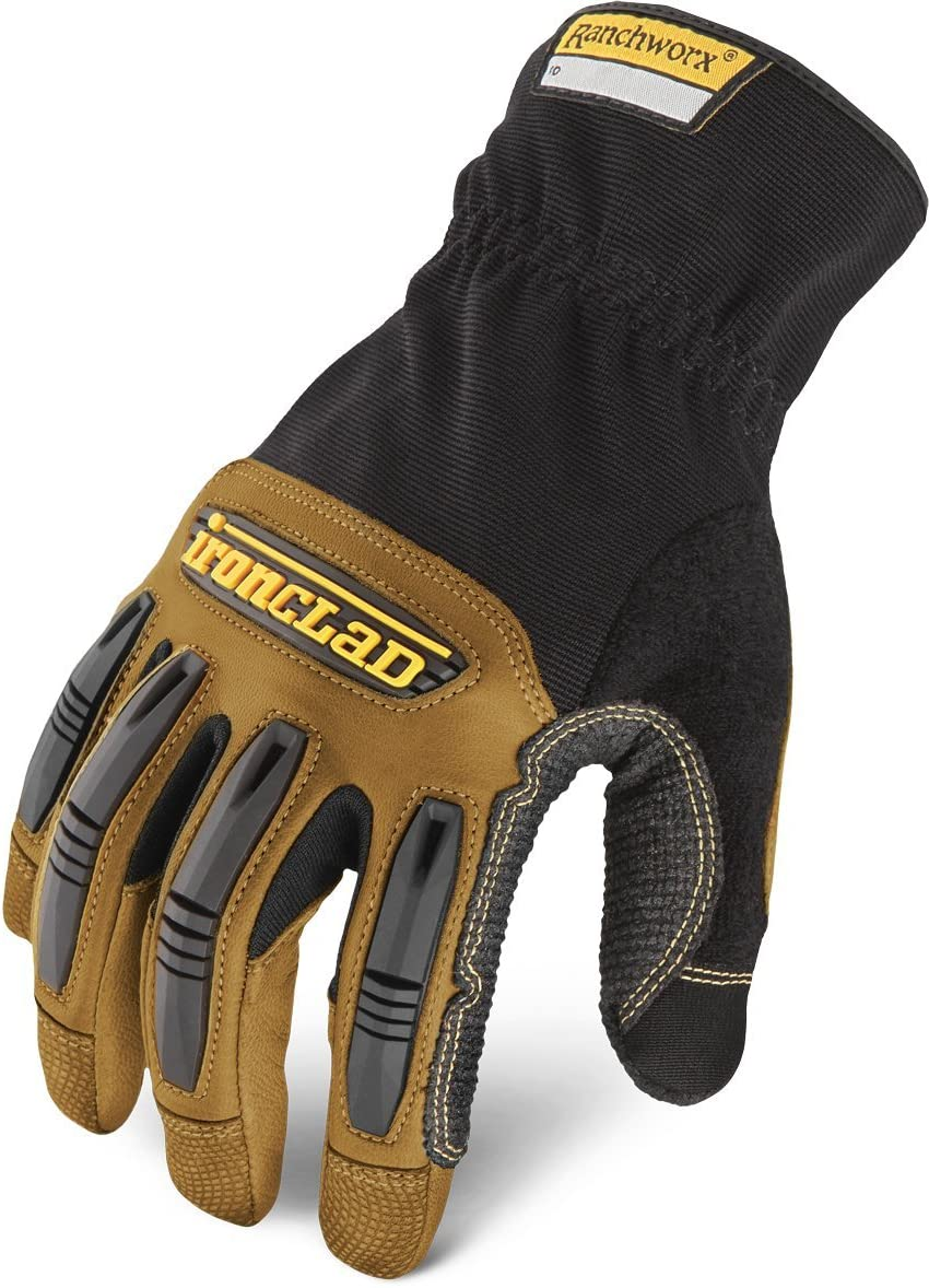 Ironclad Ranchworx Work Gloves RWG2
