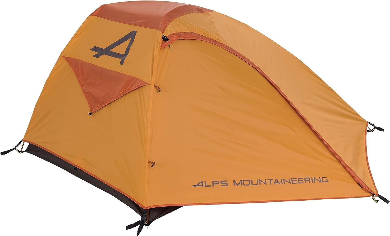 ALPS Mountaineering Zephyr 2-Person Tent, Copper Rust